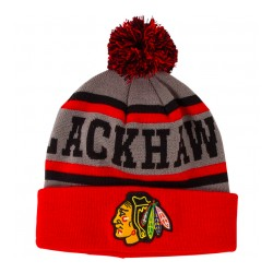 Bonnet NHL des Blackhawks de Chicago