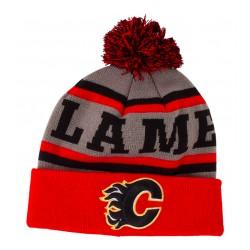 Bonnet NHL des Flames de Calgary