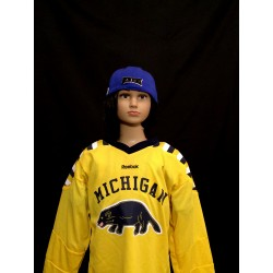 Maillot NHL enfant CCHA MICHIGAN