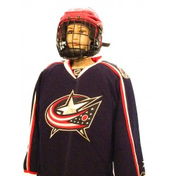 Maillot NHL enfant Colombus Blue Jackets L/XL Bleu