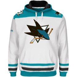 Sweat Adulte NHL à capuche des Sharks de San José