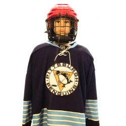 Maillot NHL enfant Penguins de Pittsburgh L/XL Bleu