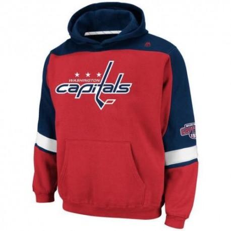 Sweat Enfant NHL à capuche Washington Capitals